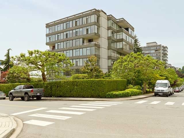 The Westerlies   --   1420 DUCHESS AV - West Vancouver/Ambleside #1