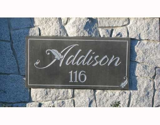 Addison   --   116 W 23 ST - North Vancouver/Central Lonsdale #1