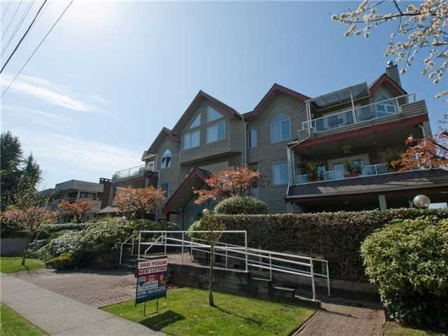 Kengsington Court   --   1535 CHESTERFIELD AV - North Vancouver/Central Lonsdale #1