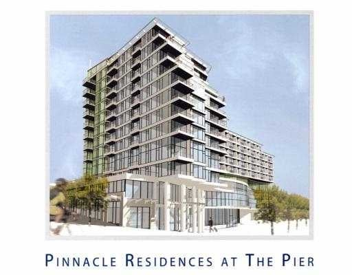 Pinnacle Residences at the Pier   --   138 E ESPLANADE ST - North Vancouver/Lower Lonsdale #1