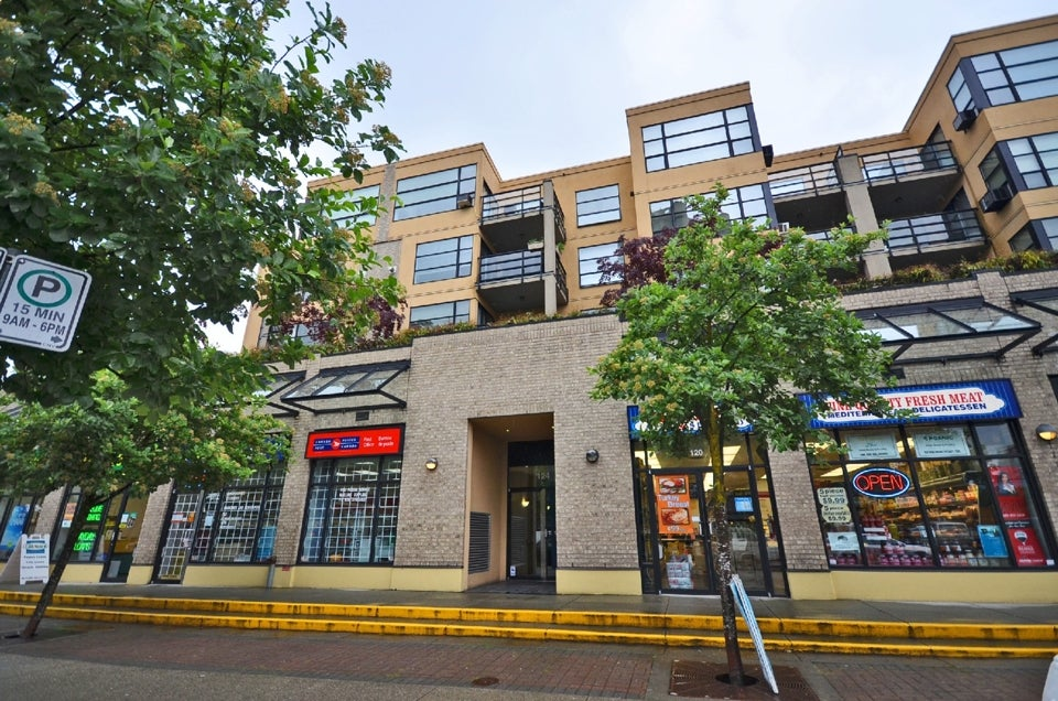 #303-124 W 3rd Street, North Vancouver - Lower Lonsdale Apartment/Condo for sale, 1 Bedroom (R2200759) #1