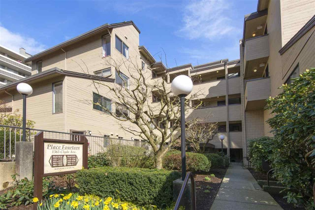 311 1363 CLYDE AVENUE - Ambleside Apartment/Condo for sale, 2 Bedrooms (R2151970) #2